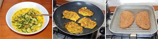 sandiwich vegetariano facile e veloce pane ai cereali