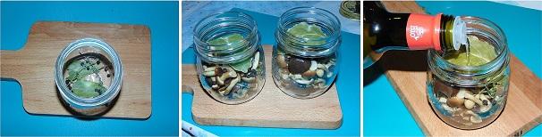 conserva di funghi fatta in casa facile