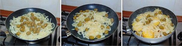 cipolle ed olive con coniglio ricetta facile inverno