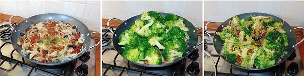 broccoletti stufati veloci e sani