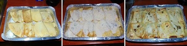 crepelle ripiene light valdostana prosciutto e formaggio