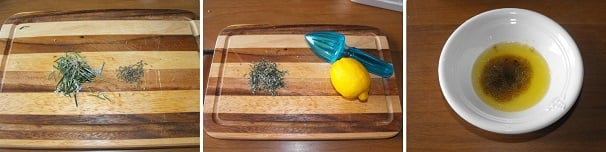 marinatura marinata leggera e veloce