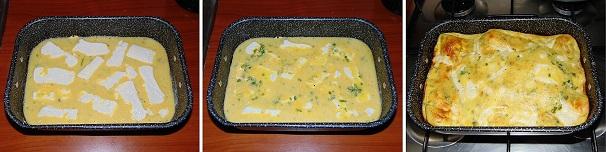 frittata al forno pratica per principianti cena veloce buffet antipasto
