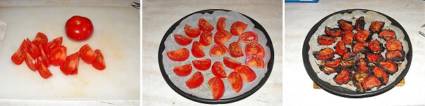 pomodori arrosto arrostiti forno antipasto